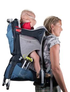 How to Get in Great Shape for Backpacking with a Baby 3