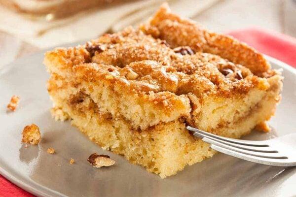 apple coffee crumb cake