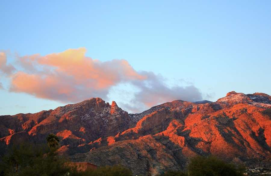 Catalina State ParkCamping