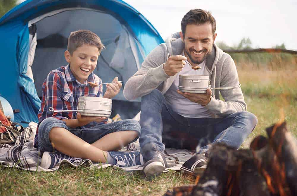 The Complete Camping Food List for Planning, Packing and Cooking 17