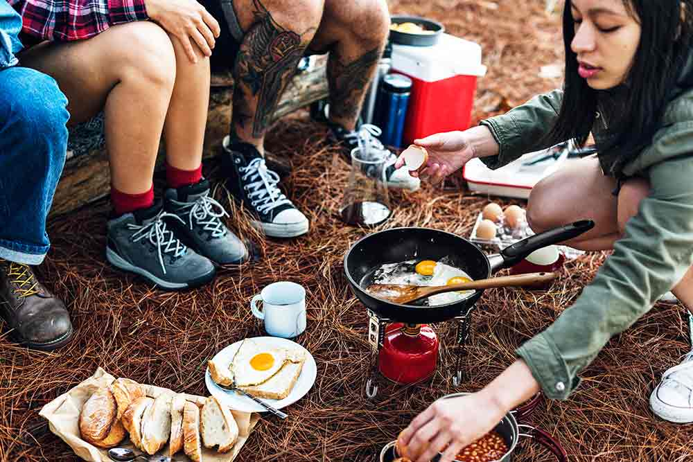 The Complete Camping Food List for Planning, Packing and Cooking 20