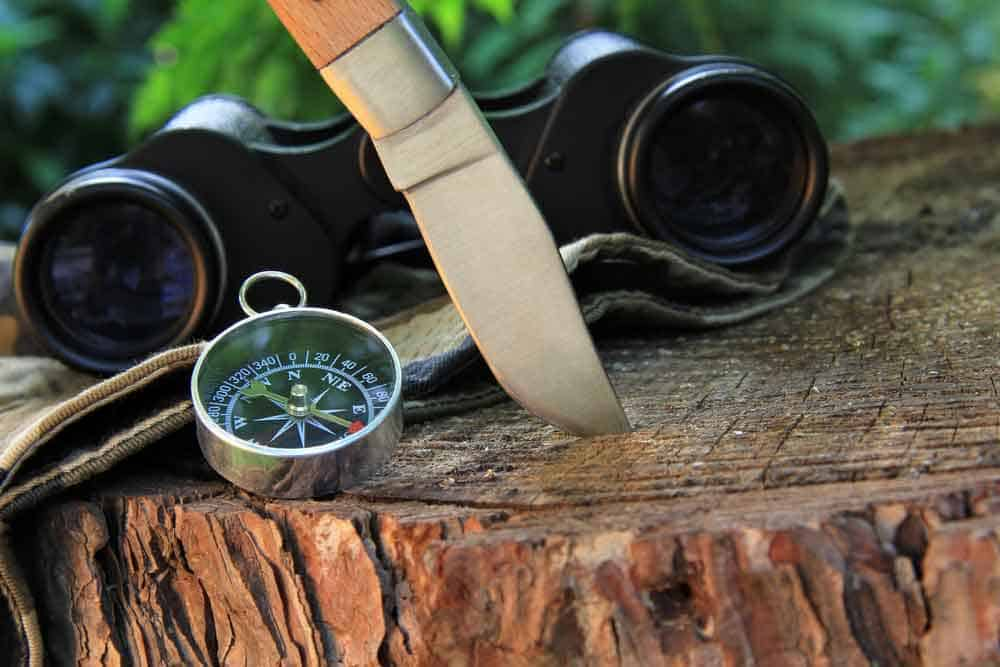 Master the Wild with Your Powerful Camping Knife 2