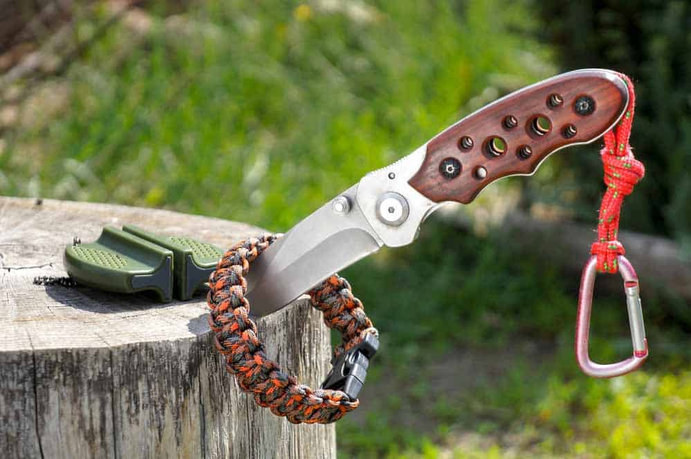 Master the Wild with Your Powerful Camping Knife 3