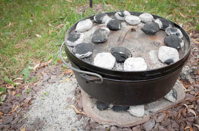 Dutch Oven Camp Cooking