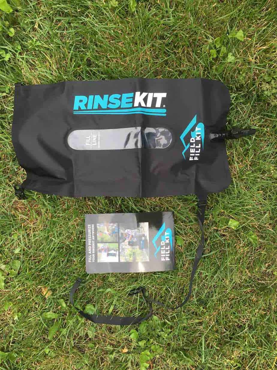 RinseKit - The Portable Shower You Need in Your Camping Arsenal 15