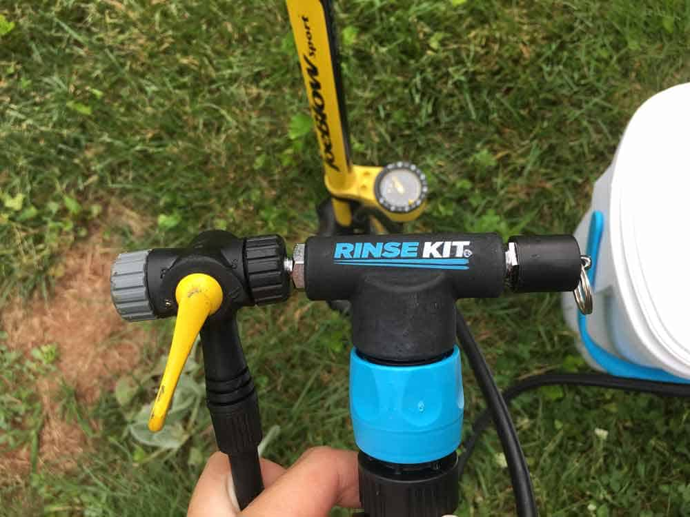 RinseKit - The Portable Shower You Need in Your Camping Arsenal 17