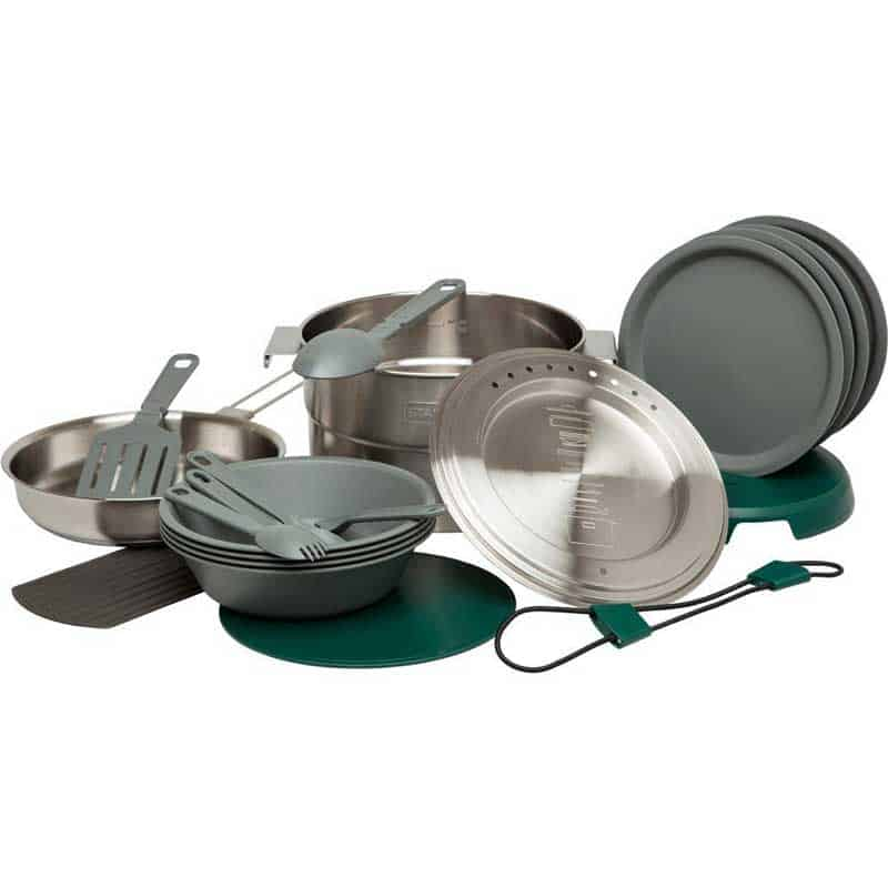 Cooking Set for 4