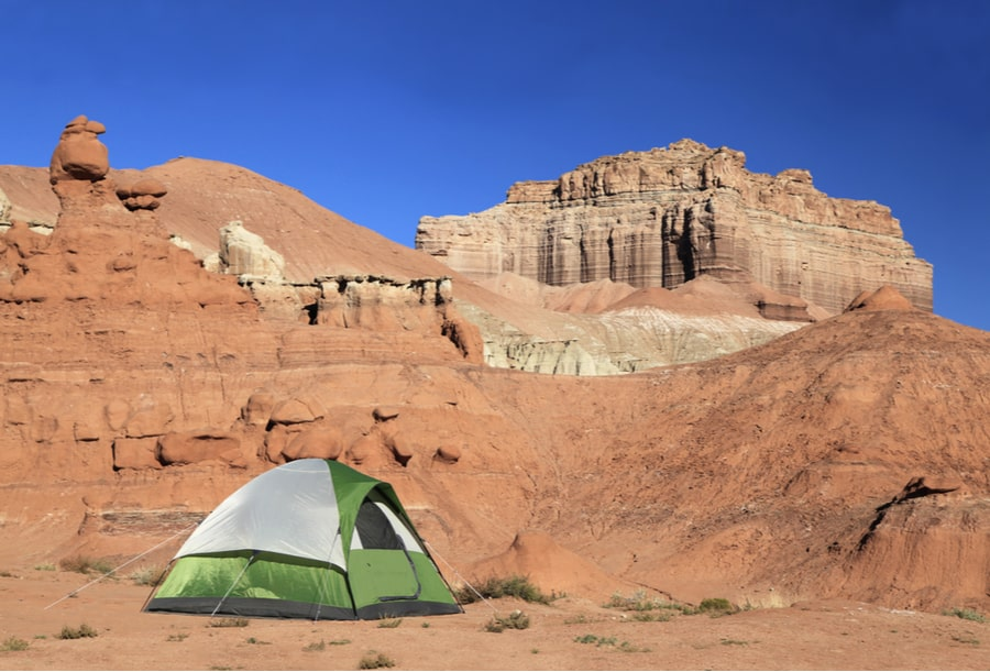 40+ of the Best Places to Go Camping in Utah 2