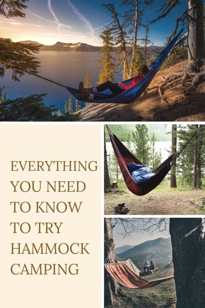 Everything You Need To Know Before You Try Hammock Camping
