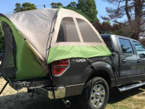 Enjoy the Freedom of a Camping Adventure with Napier's Truck Tent 15