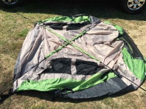 Enjoy the Freedom of a Camping Adventure with Napier's Truck Tent 9