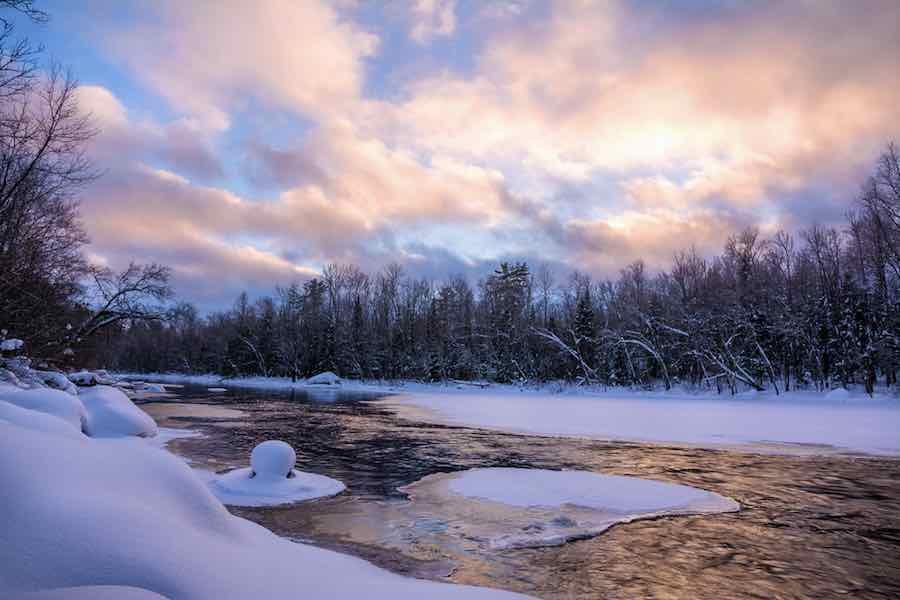 Chippewa River Camping Wisconsin