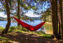 Hammock on Lake