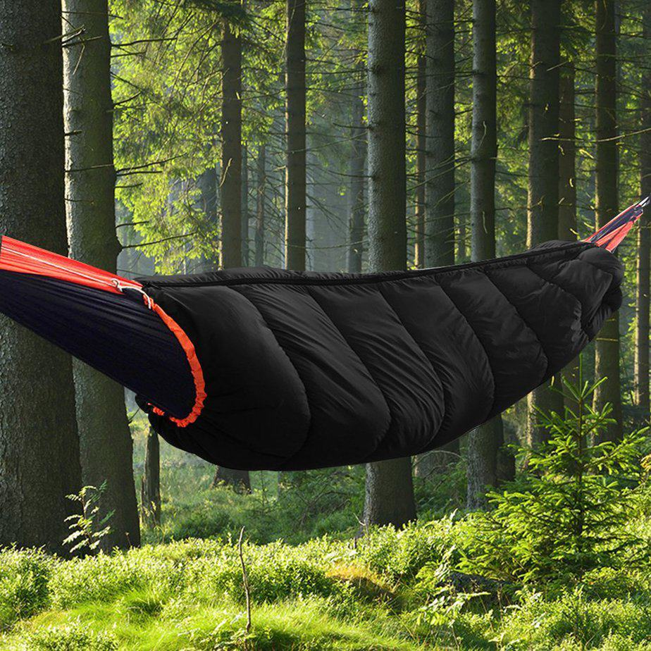 Hammock Camping in Winter (Yes, It Can Be Done!) 1