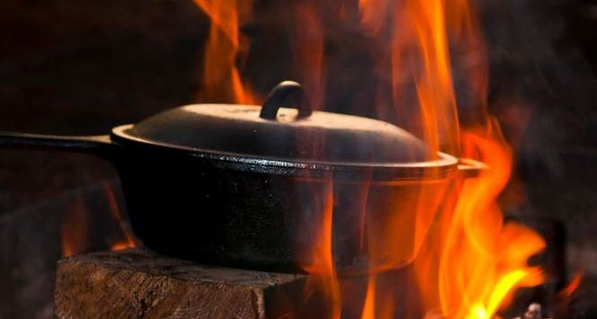 Lodge Dutch Oven Camping Recipes