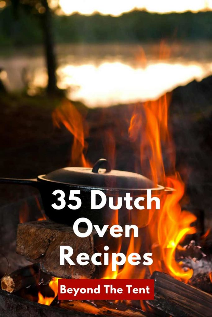 Dutch Oven Camping Recipes Pinterest