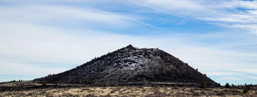 Cinder Cone, Lava Beds National Monument