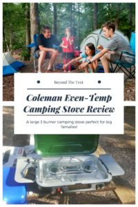 Coleman Even-Temp Pinterest