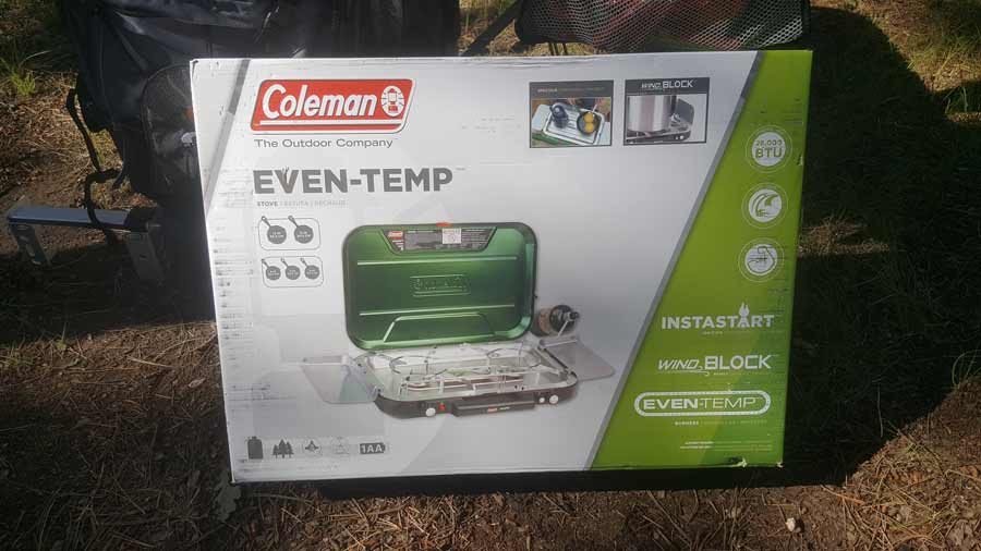 Coleman Gas Stove
