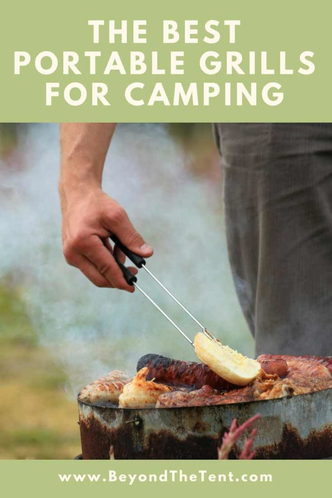 Camping Grills Pinterest