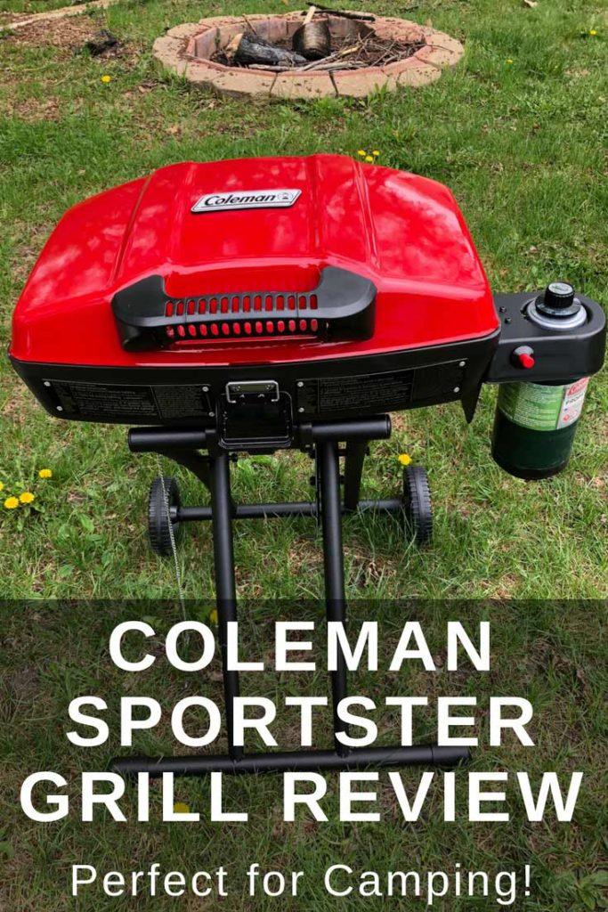 Coleman Sportster Propane Grill Pinterest