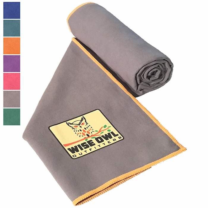 Microfiber Camping Towel
