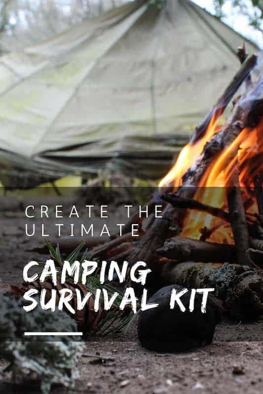 How To Create The Ultimate Camping Survival Kit 1