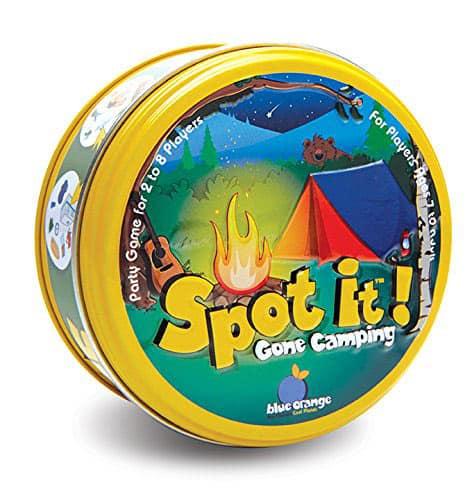 Kids Camping Gift Game