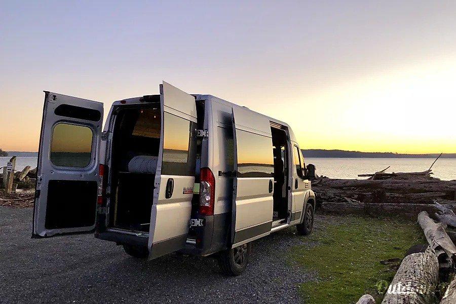 Dodge Promaster Camper Van