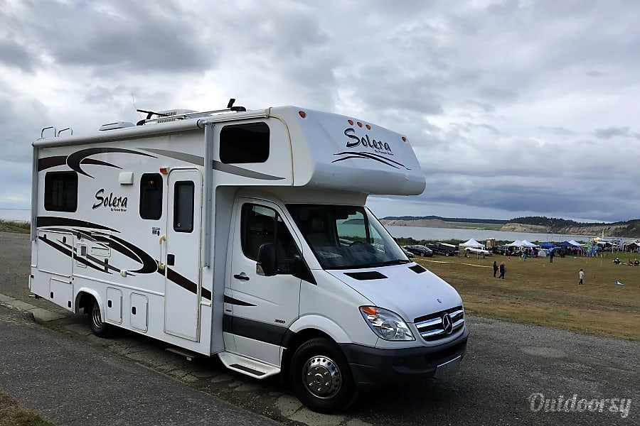 Forest River Solera Motorhome RV