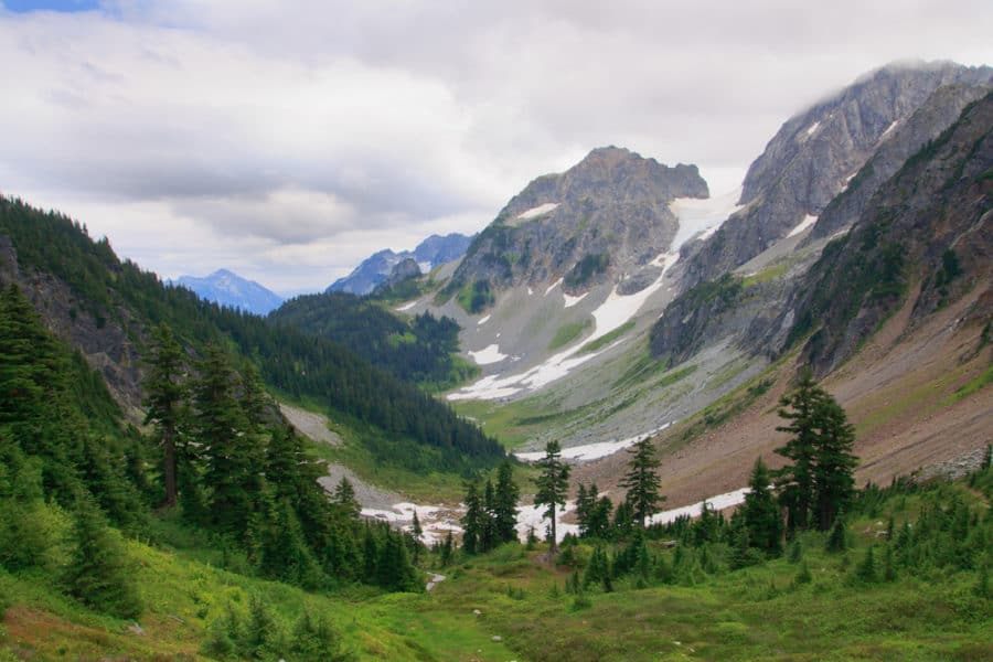 Free Camping in North Cascades