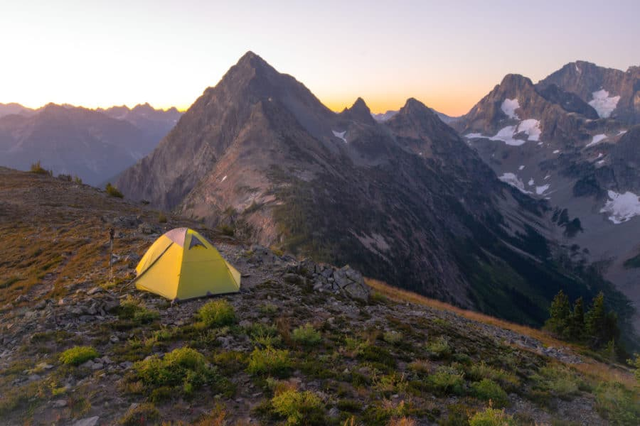 North Cascades National Park Camping