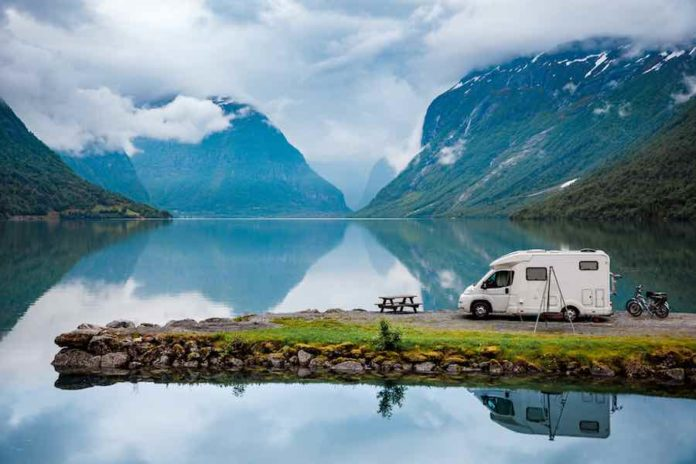RV Camper Rental In The Mountains
