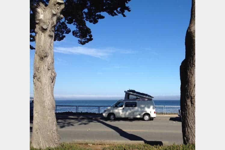 VW Eurovan Camper Van
