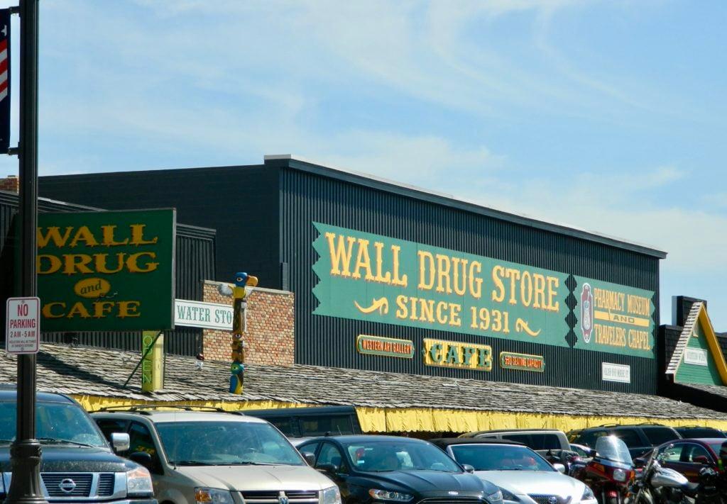 Wall Drug Storefront