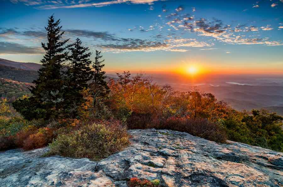 40 of the Best Places To Go Camping In Virginia 1
