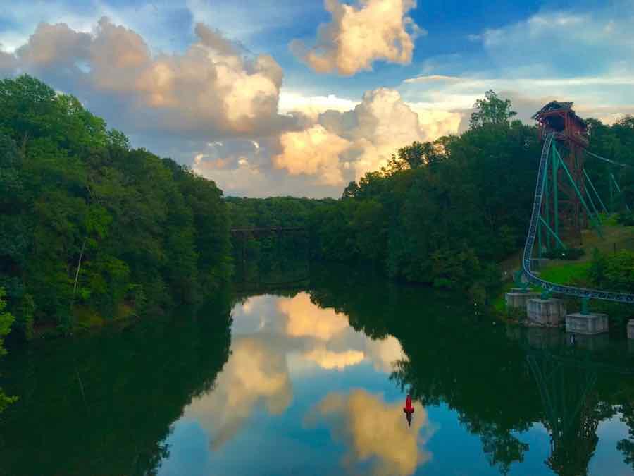 Busch Gardens Williamsburg Beyond The Tent