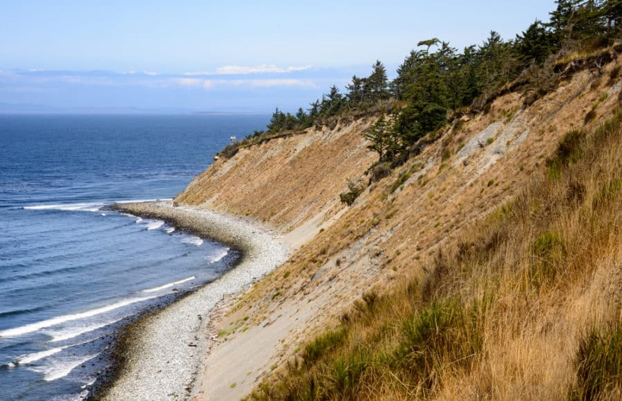 Ebey's Landing Hikes Near Seattle