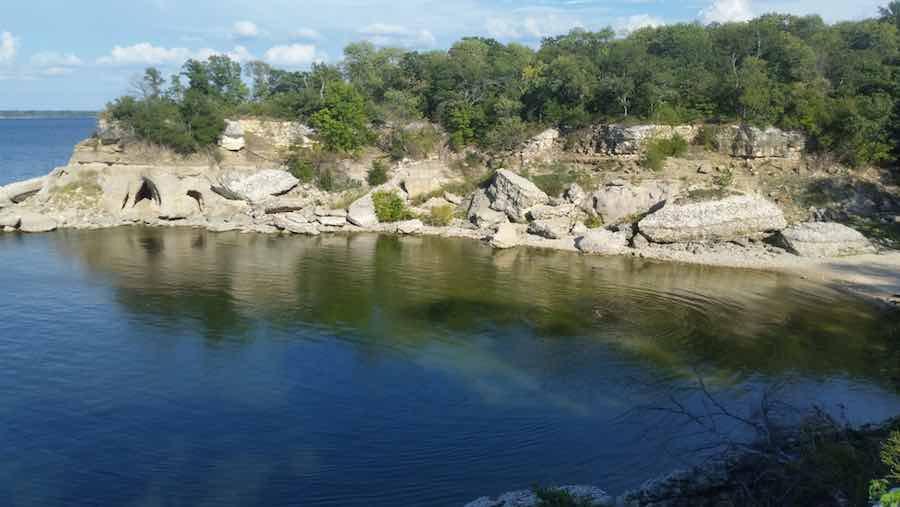 Lake Texoma RV Camping in Texas
