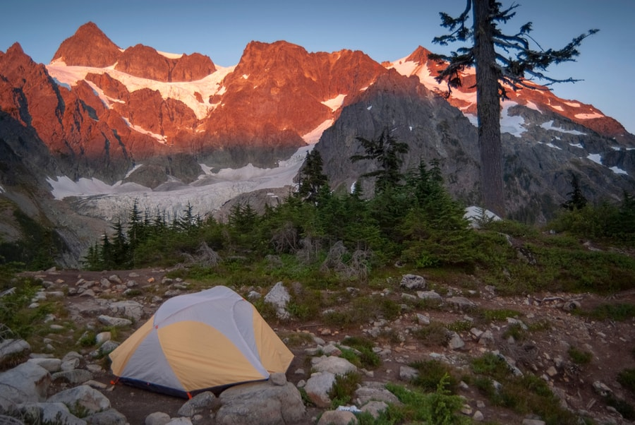 Backcountry Camping in North Cascades National Park