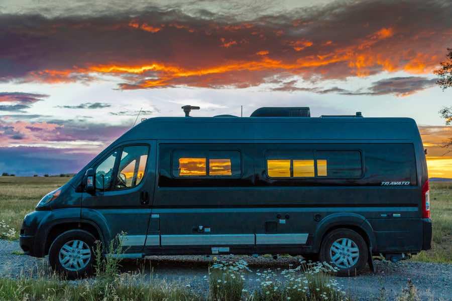 Buying A Class B Camper Van