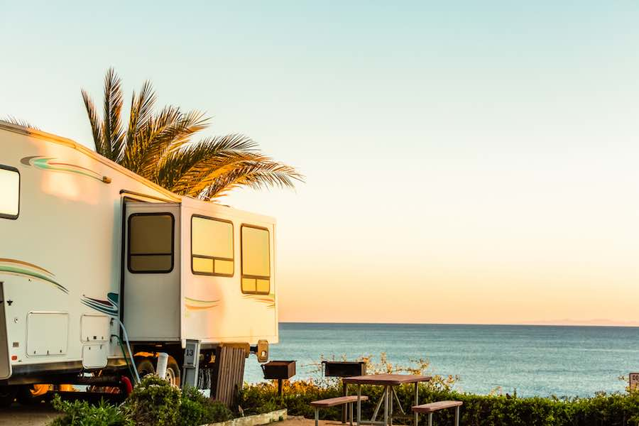 Florida Coast RVing