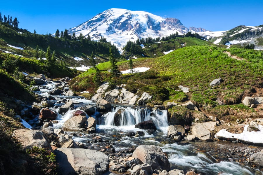 33+ of the Best Hikes in Washington 21