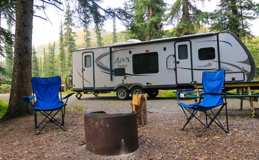 Buying A Travel Trailer RV