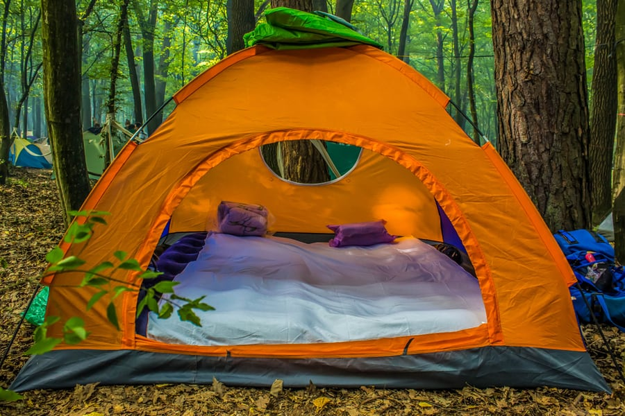 How to Choose the Best Sleeping Pad for Camping or Backpacking 36