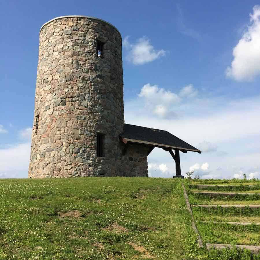 Pilot Knob State Park Lookout Tower