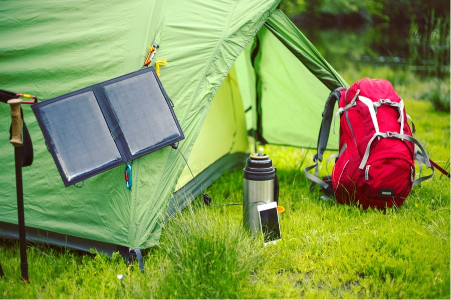 Best Portable Solar Panels for Camping in 2020 9
