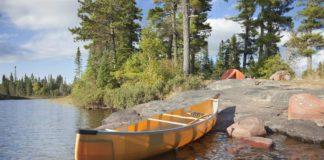 Canoe Camping in Minnesota