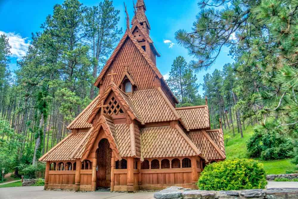 Chapel in the Hills - South Dakota