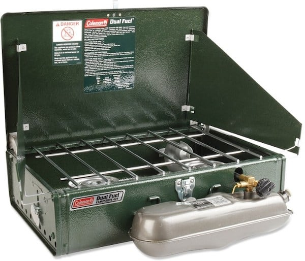 Coleman Guide Series Dual Fuel